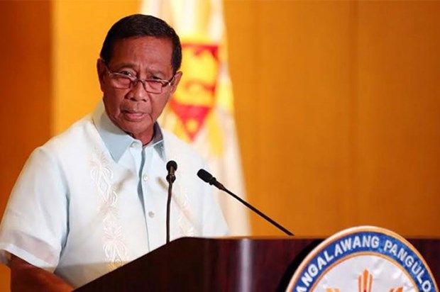 Philippines presidential election slated for early May hinh anh 1