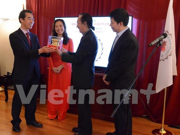 Canada – Vietnam Society launched hinh anh 1