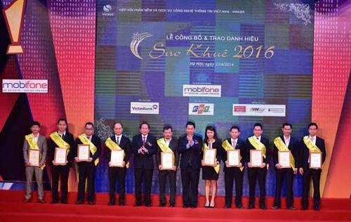Sao Khue IT winners named hinh anh 1