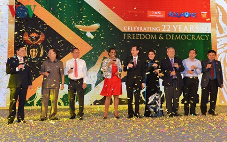 South Africa celebrates 22nd National Day hinh anh 1