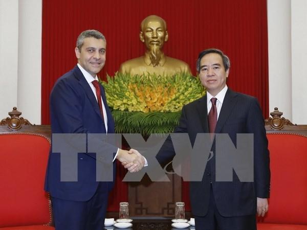 Goldman Sachs values Vietnamese market hinh anh 1