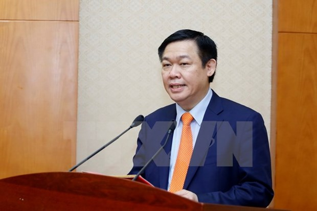 Deputy PM discusses bad debt settlement with VAMC hinh anh 1
