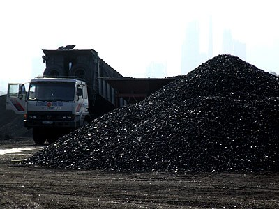 Vietnam, Laos sign coal exploitation contract hinh anh 1