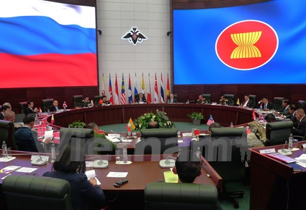 Minister calls for ASEAN's single voice on East Sea security hinh anh 1