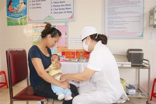 Research launched to improve immunisation programme hinh anh 1