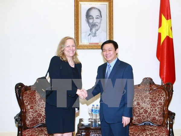 Deputy PM: Vietnam welcomes WB's MIGA support hinh anh 1