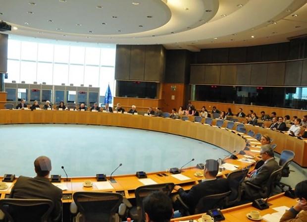 EU, Vietnam boost trade relations hinh anh 1