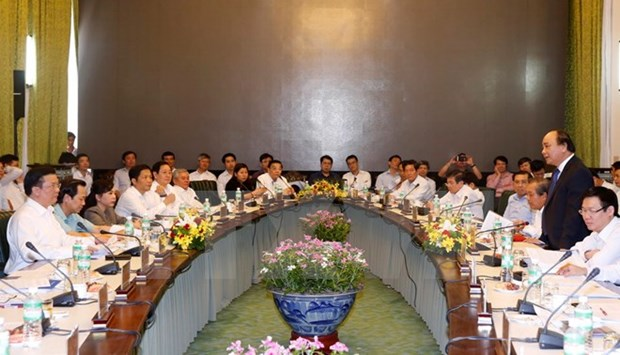 PM chairs Cabinet meeting to address business petitions hinh anh 1