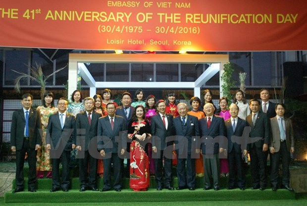 Southern liberation anniversary marked abroad hinh anh 1