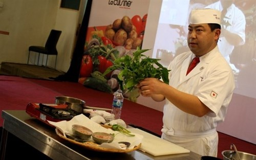 Ministry to host Japanese cuisine class hinh anh 1