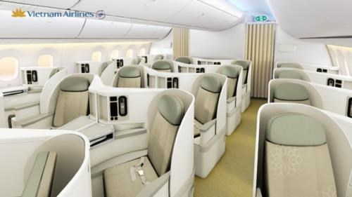 Vietnam Airlines uses Boeing 787-9 Dreamliner on route to Beijing hinh anh 1