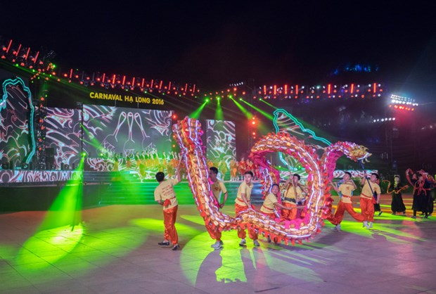 Ha Long Carnival attracts crowds hinh anh 1