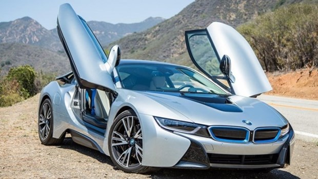 Nearly 60 new models introduced at coming BMW World Expo hinh anh 1