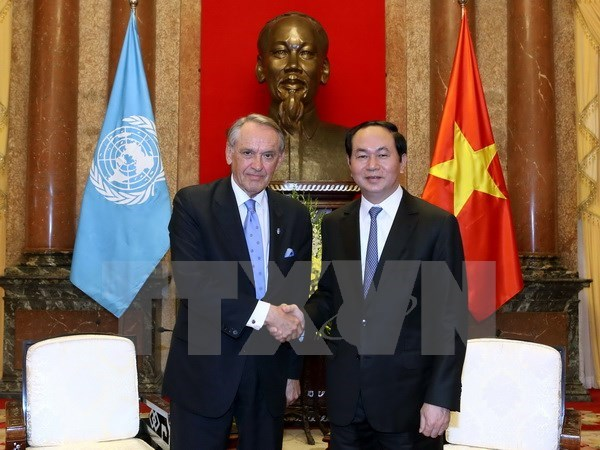 Vietnam reiterates commitment to United Nations efforts hinh anh 1
