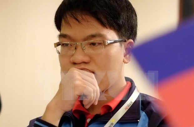 Liem named No 34 chess player in world ranking hinh anh 1