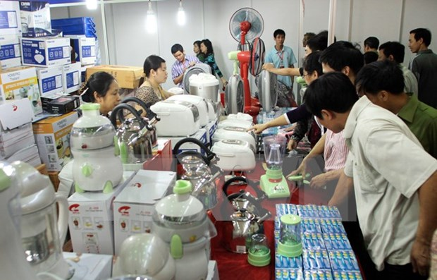Over 170 enterprises attend Top Thai brands trade fair hinh anh 1