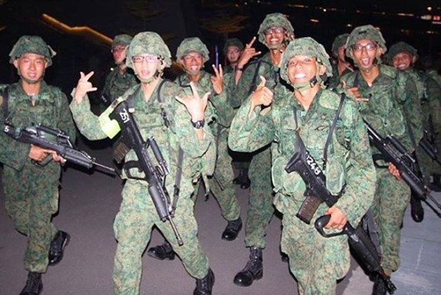 Australia, Singapore foster defence ties hinh anh 1