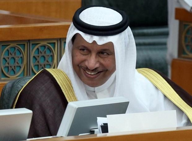 Kuwaiti Prime Minister begins Vietnam visit hinh anh 1