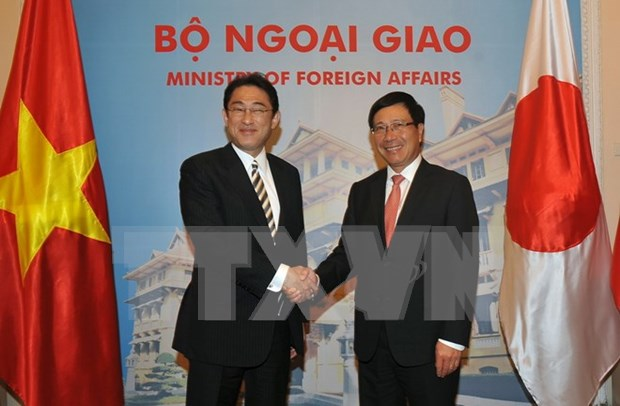 Vietnam, Japan agree to increase political trust hinh anh 1