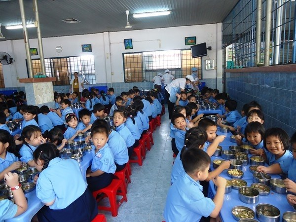 HCM City: Schools urged to offer hygienic, homemade meals hinh anh 1