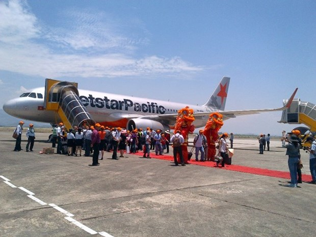 Jetstar Pacific opens new domestic routes hinh anh 1