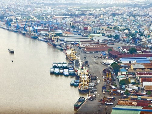 Saigon Port lowers target for 2016, plans divestment hinh anh 1