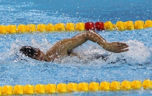 Tung wins gold at IPC Swimming European Open hinh anh 1