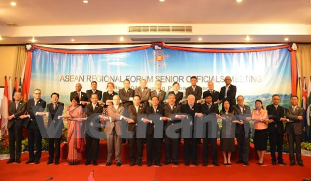 ARF SOM in Laos scrutinises regional security hinh anh 1