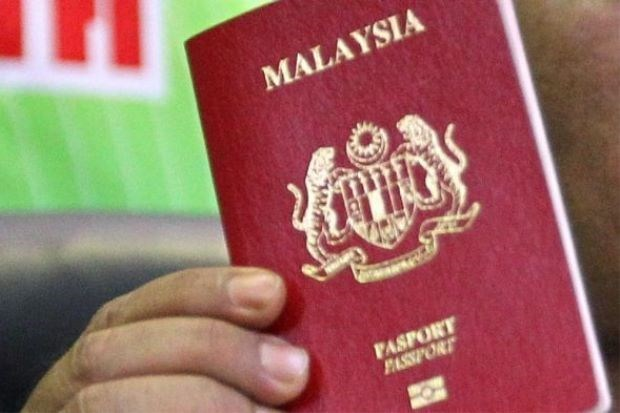 Malaysia razes syndicate producing forged passports hinh anh 1