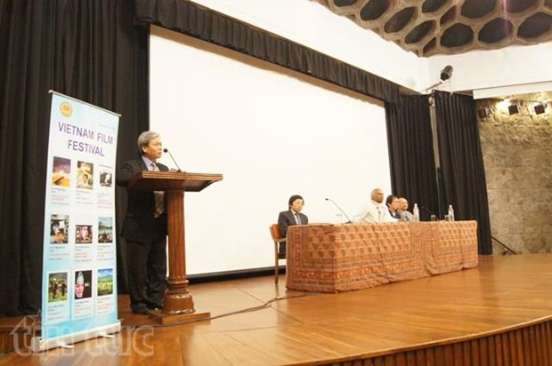 Vietnamese film festival opens in India hinh anh 1