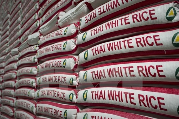 Thailand strives to finish 1 mln tonne rice sale to China hinh anh 1