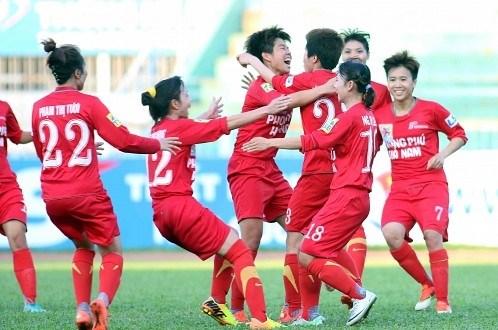 Women's national football championship kicks off hinh anh 1