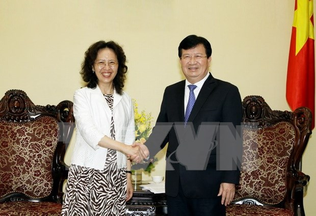 Vietnam seeks Yunnan's cooperation in border management hinh anh 1