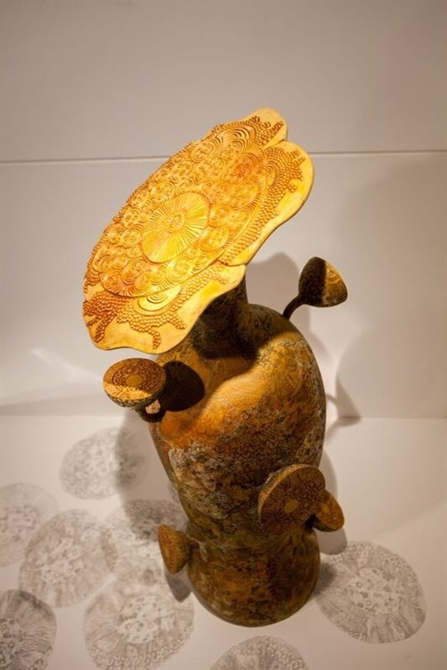 Art Vietnam Gallery to celebrate life through art hinh anh 1
