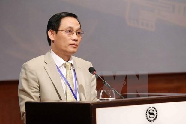 Gov't appoints new head of border negotiation delegation hinh anh 1