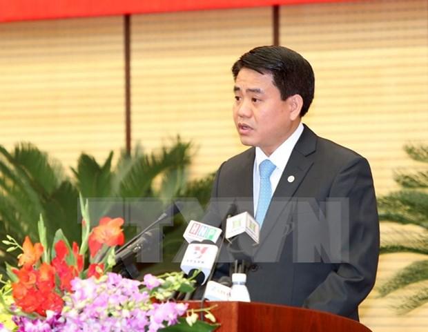 Hanoi to build 87ha eco resort hinh anh 1