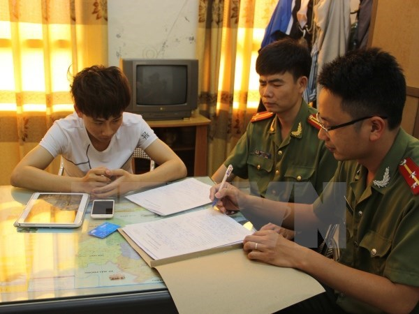 Proceedings taken against untruthful release of fish death information hinh anh 1