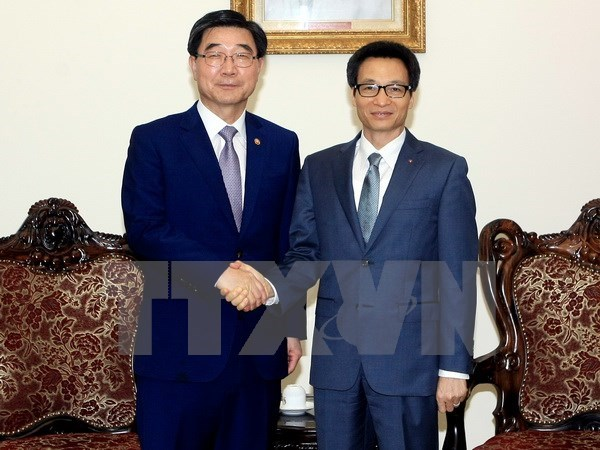 Vietnam-RoK labour MoU helps boost bilateral ties hinh anh 1