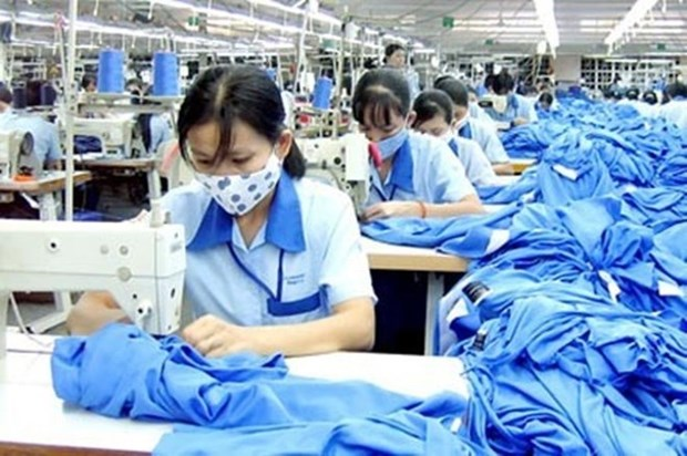 Strong business force speeds up economic development hinh anh 1