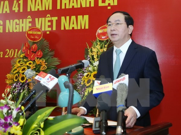 President hopes for scientists' contributions to national development hinh anh 1