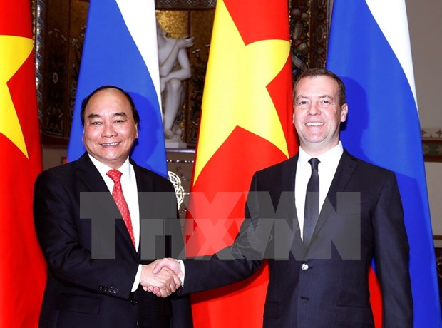 Prime Minister's Russia visit propels bilateral ties hinh anh 1
