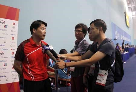 Tung returns to coach Vietnamese women's volleyball team hinh anh 1