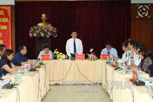 HCM City hi-tech park urged to increase hi-tech products hinh anh 1