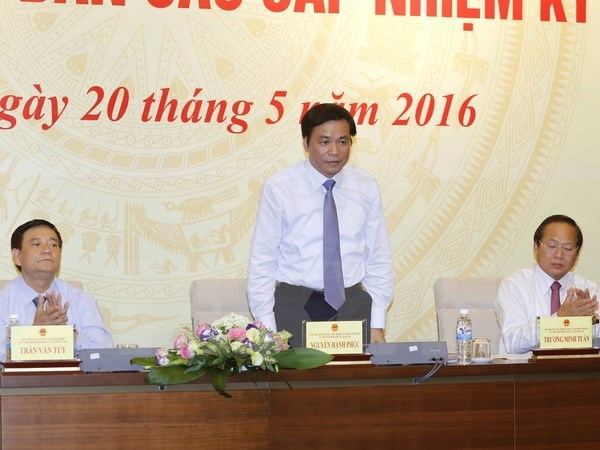 Media updated about preparations for NA election hinh anh 1