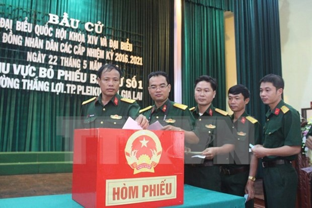 General Election – people's festival hinh anh 1