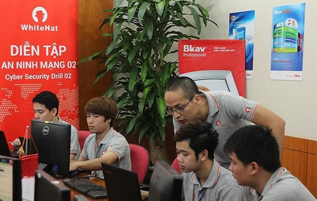 BKAV holds annual online security event hinh anh 1