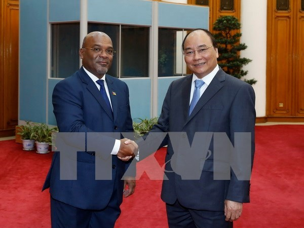 Vietnam, Mozambique share interest in coastal transport hinh anh 1