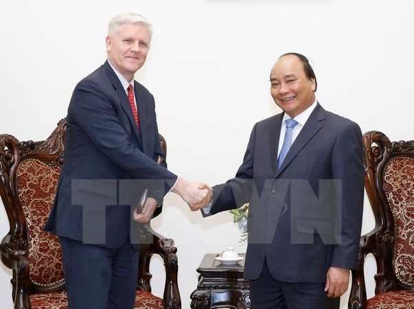 Vietnam determined to carry out reforms, says PM hinh anh 1