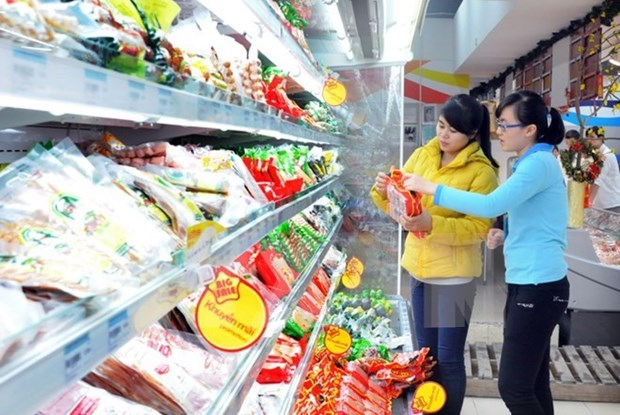 Hanoi: CPI expands 0.35 pct, export rises 2.7 pct hinh anh 1