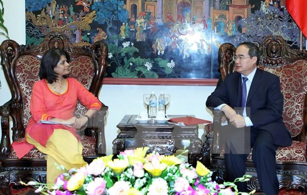 Vietnam hopes for more UN assistance in realising SDGs hinh anh 1
